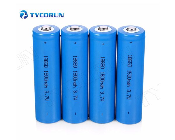 lithium ion battery 18650 cells