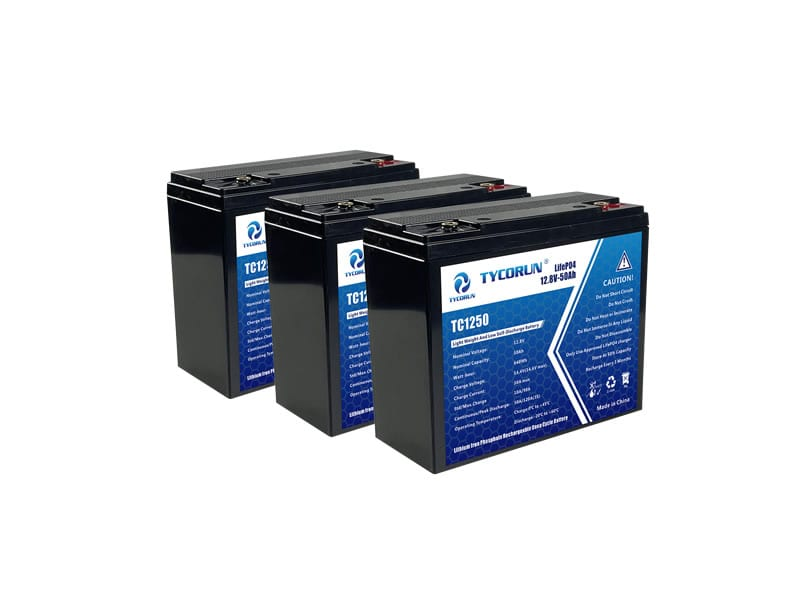 36v 50ah lithium ion battery manufacturers