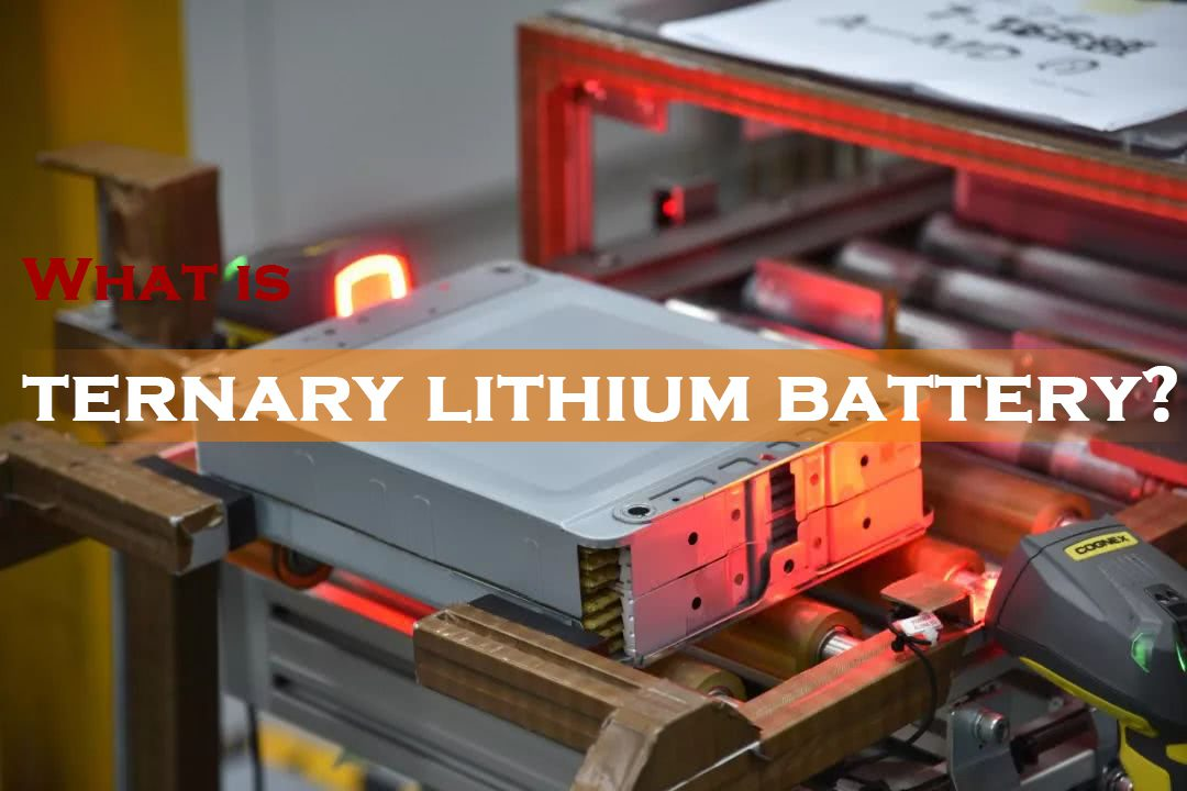 What is ternary lithium battery