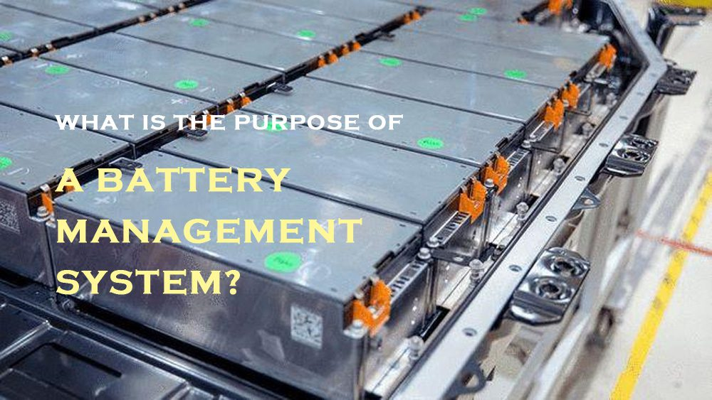 What is the purpose of a battery management system